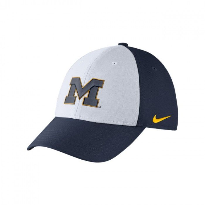the latest 3a510 ed5b2 University of Michigan 2016 Nike Sideline Flex Wool Hat At Campus Den