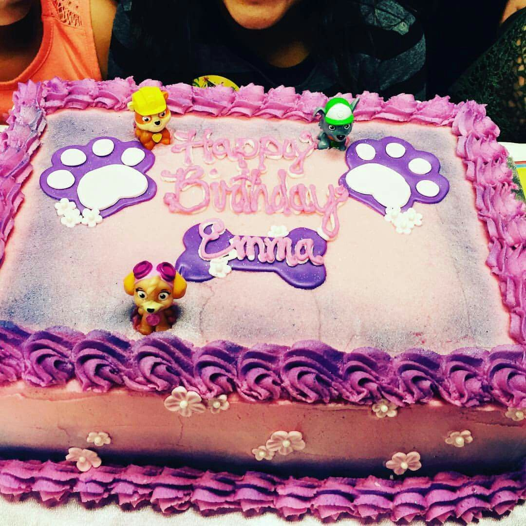 Paw Patrol Girl Cake By Monique Salazar Birthday Party Pinterest