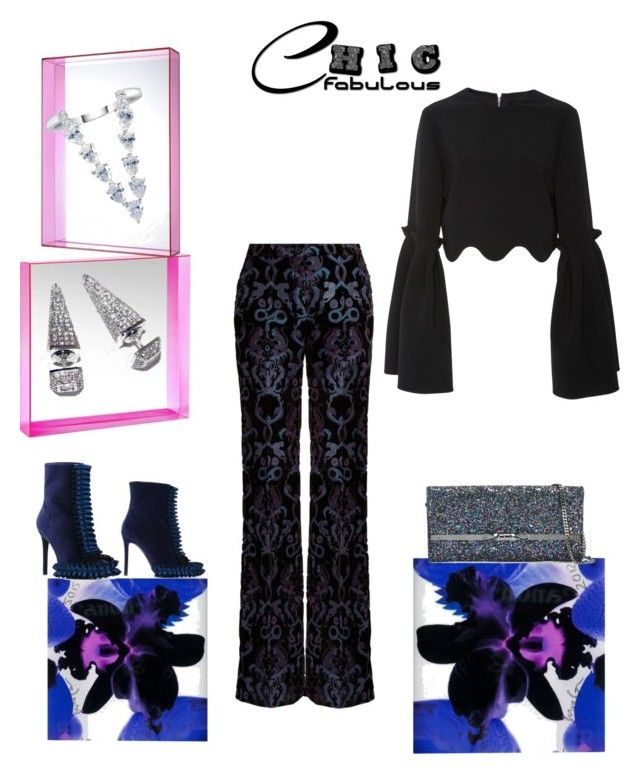 Blue Violet Crush | Christian siriano, Roberto cavalli and Cavalli