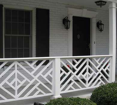 Best The Colonial Porch Porch Railing Designs Front Porch 400 x 300