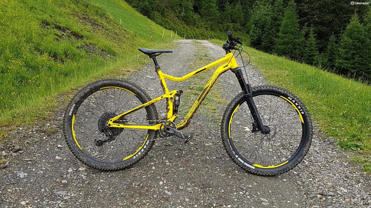 Merida One Forty 7 800 First Ride Review