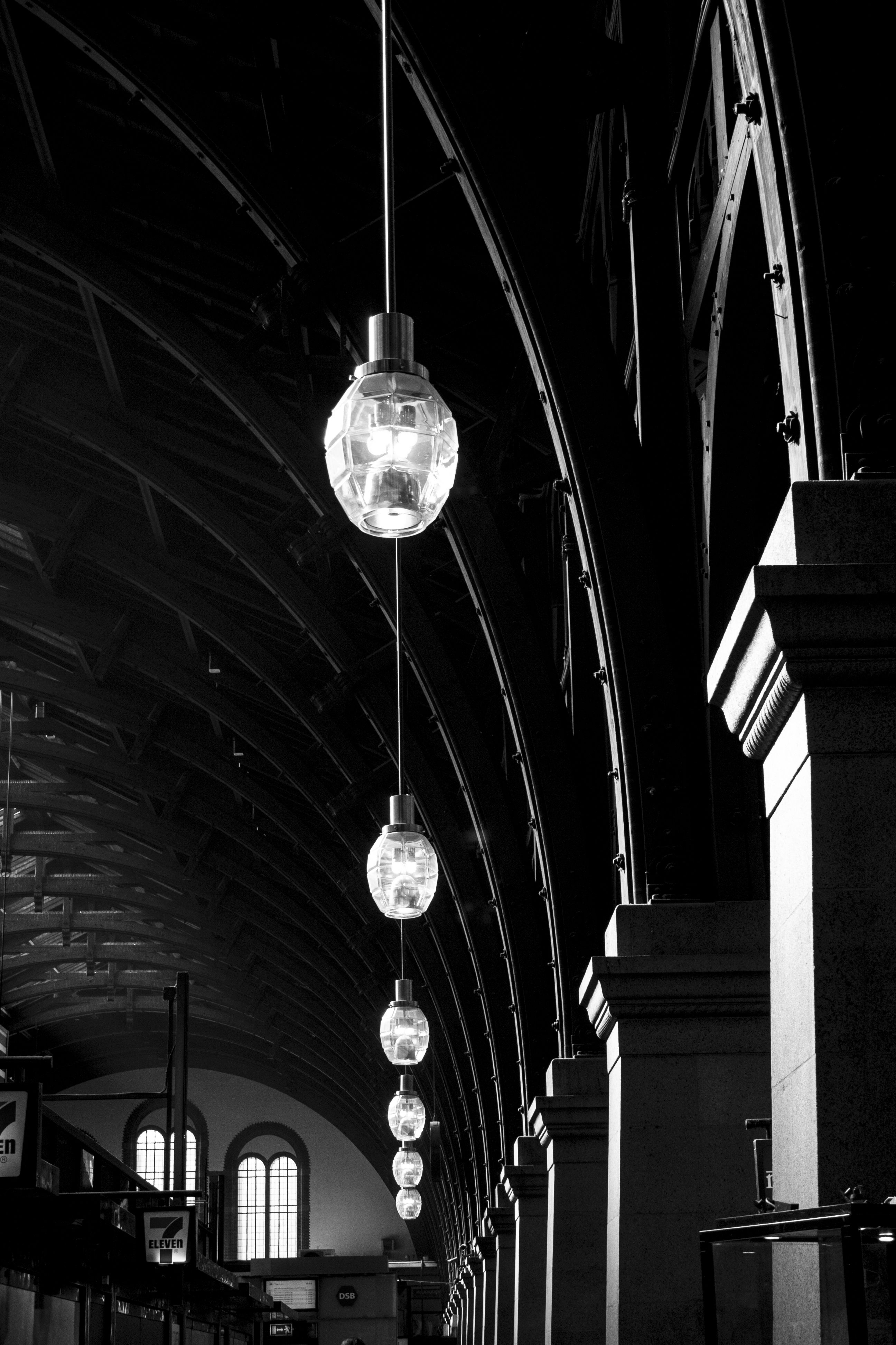 Main railway station, Copenhagen