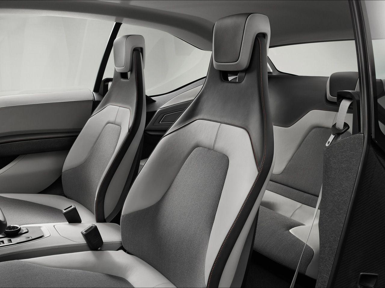 2012 BMW i3 Concept Coupe - Interior 2 - 1280x960 - Wallpaper | BMW ...