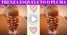 TRENZA ESQUELETO O PLUMA PASO A PASO - Hairfeed
