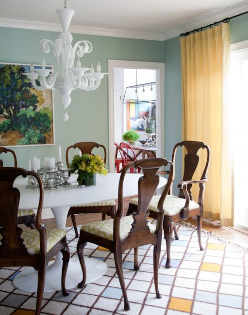designer room recreate blending the old with the new - White Chandeliers For Dining Rooms