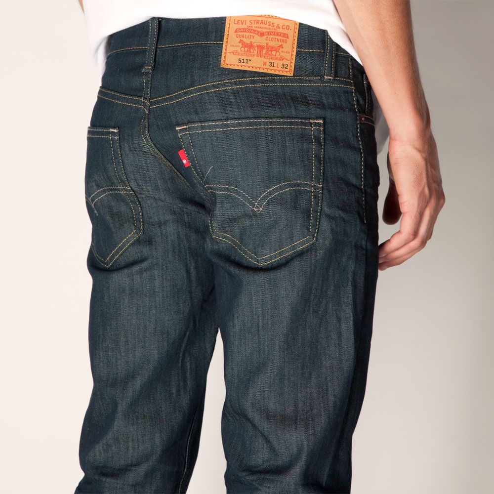 99466a3e147 LEVI'S 511 Mens Slim Jeans | Clothing in 2019 | Jeans, Slim jeans ...