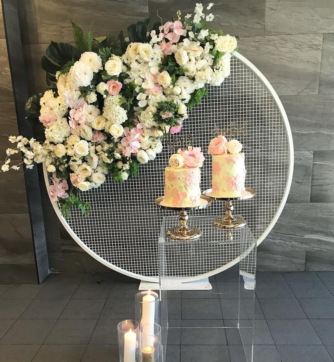 Large Cherry Blossom Tree Melbourne Event Florals