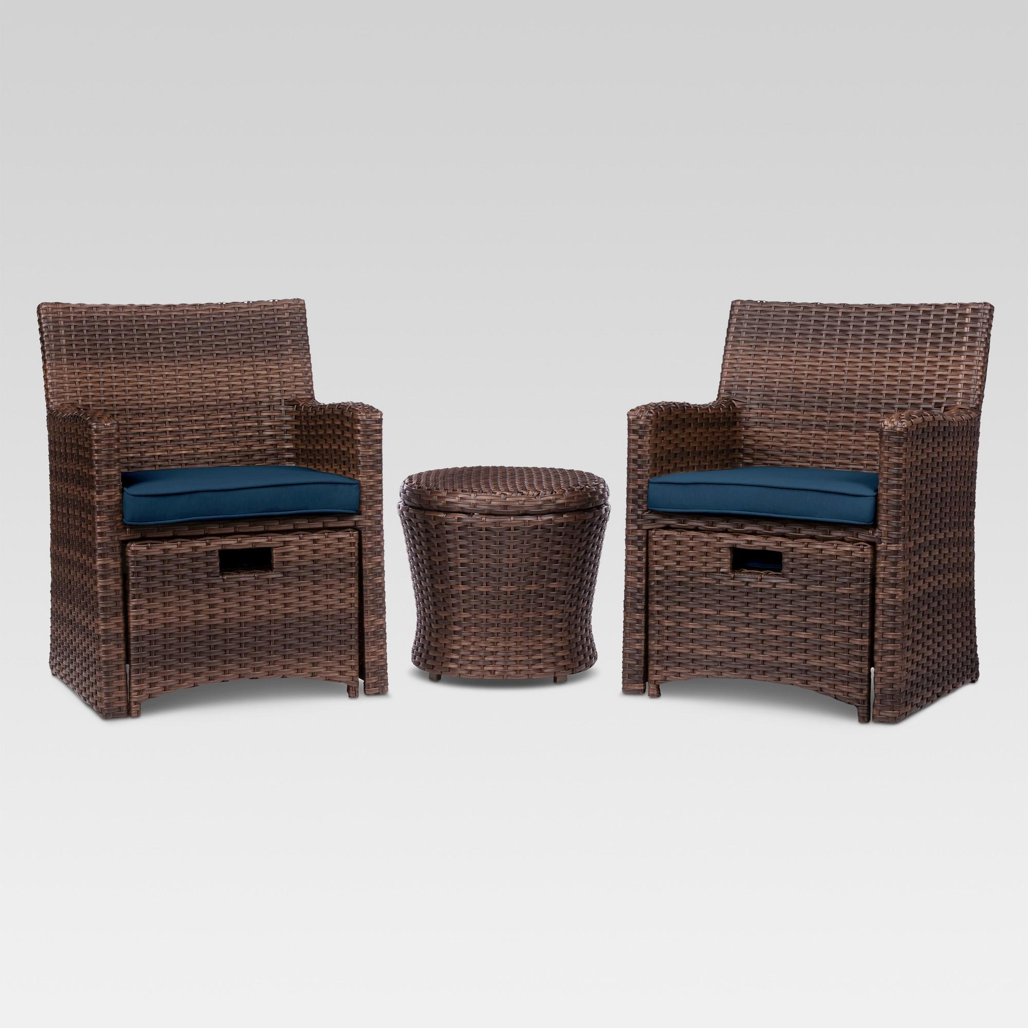 Threshold Wicker Patio Furniture