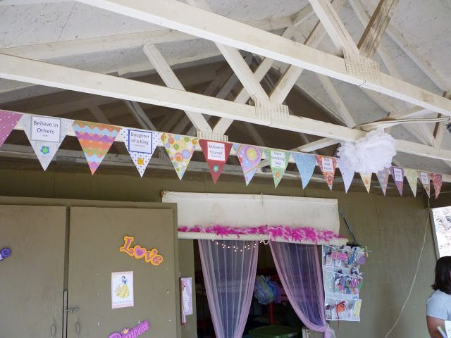 Jenkins Kid Farm Girl S Camp Banner And Other Camping