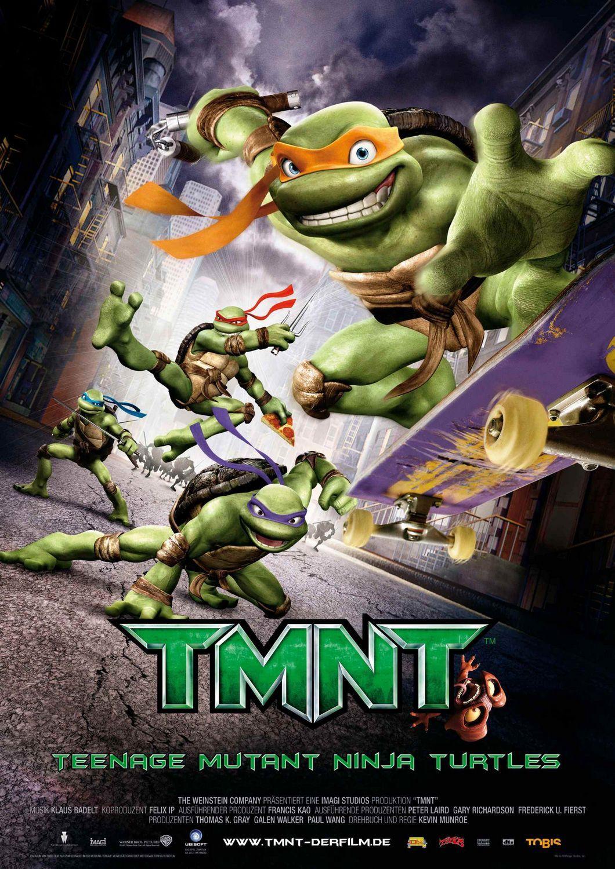 Teenage Mutant Ninja Turtles 3 Heroes In A Half Shell Turtle Power Tmnt Ninja Turtles Tmnt Movie