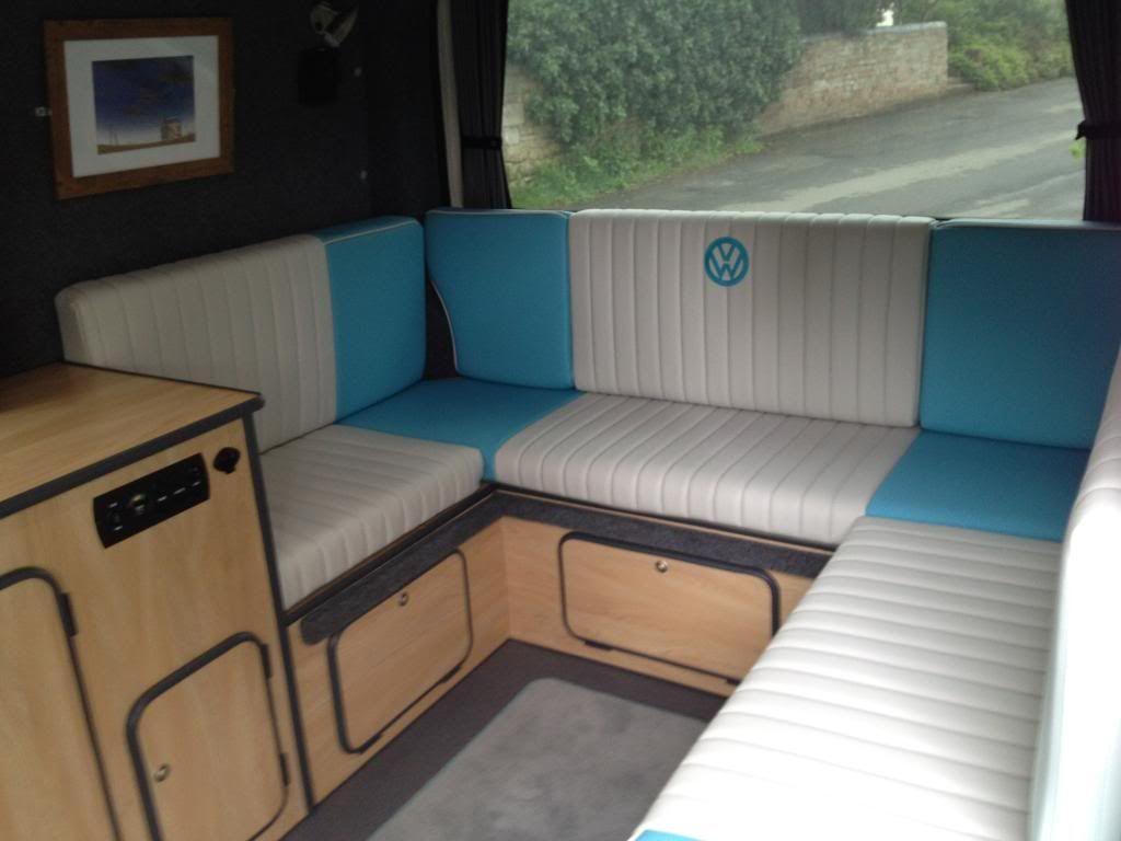 Camper Van Conversions VW T4 Forum