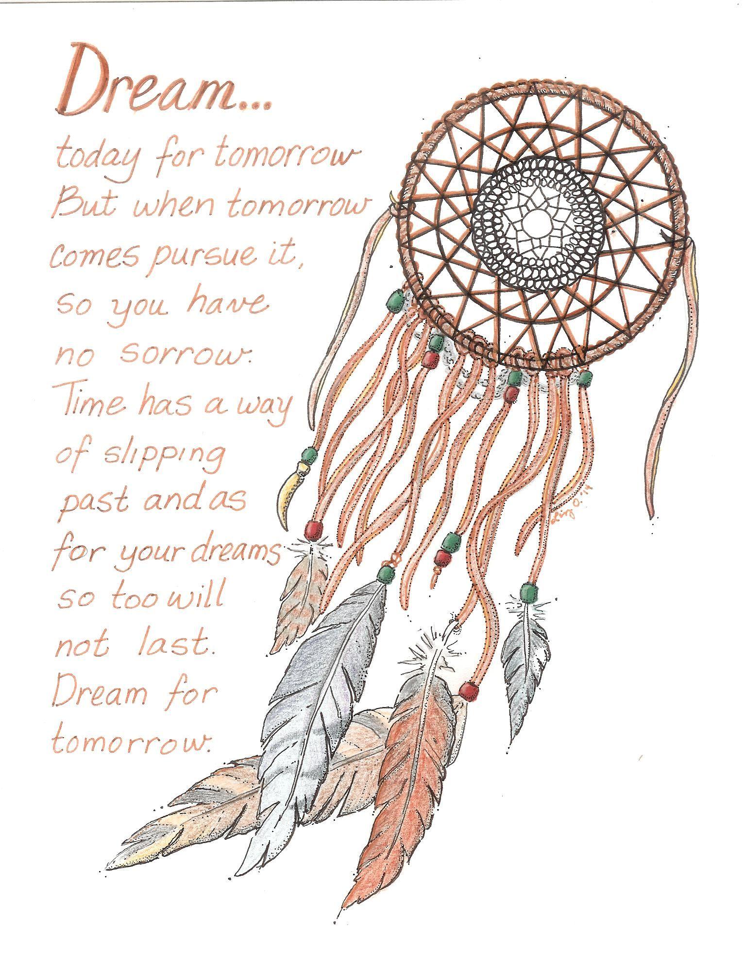 ☮American Hippie - Dreamcatcher Wishes   Dream catcher quotes