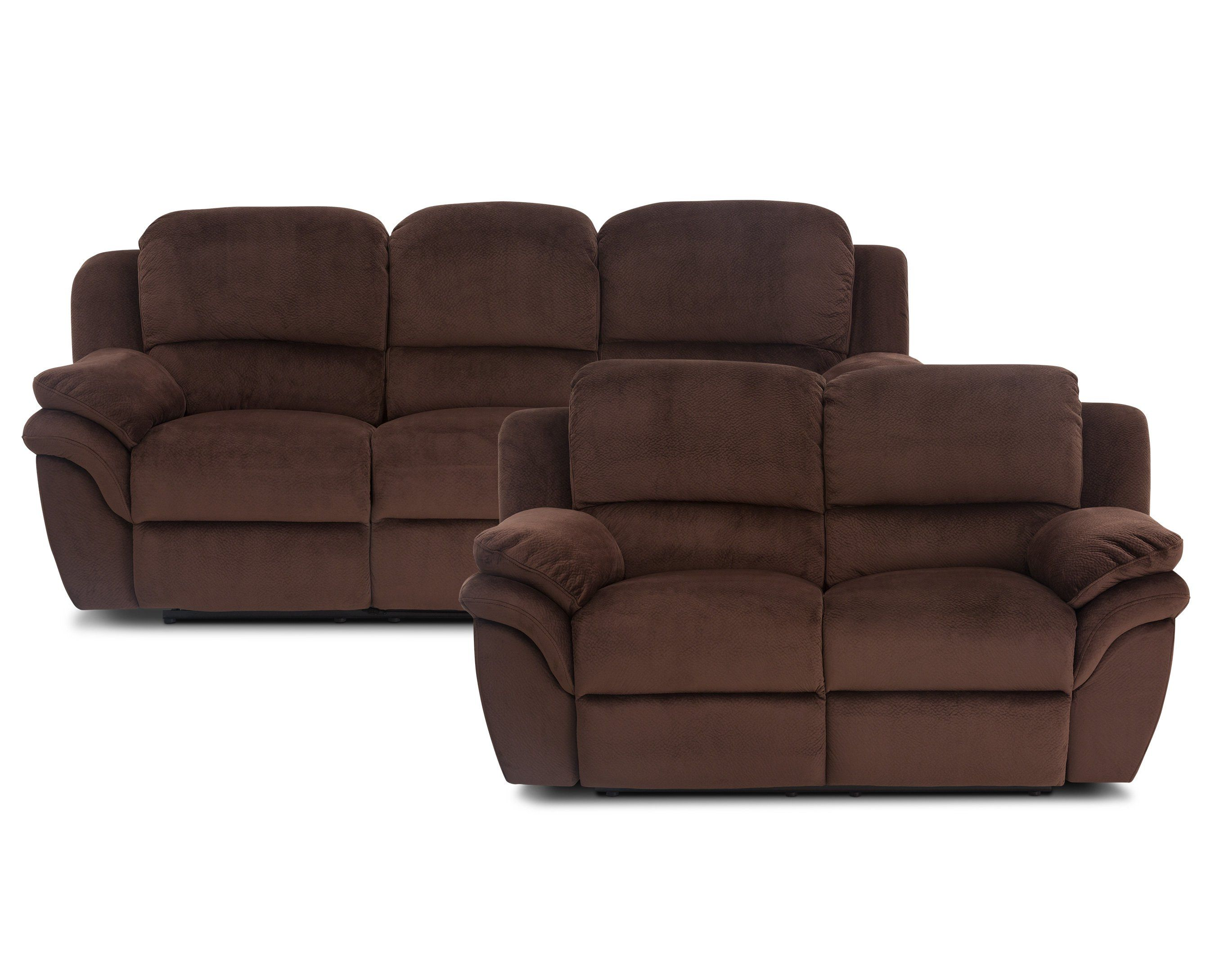 Livingston 2 Pc. Sectional Furniture Row Power