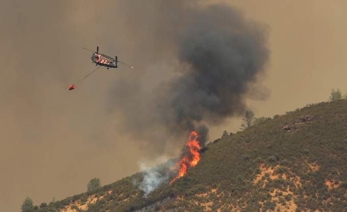 Jerusalem Fire in Lake County grows to 6,000 acres