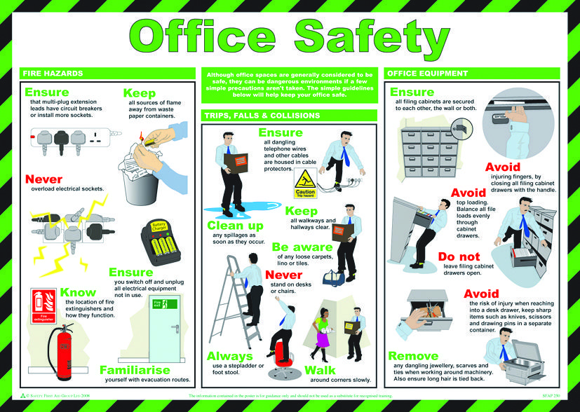 Office Safety Topics