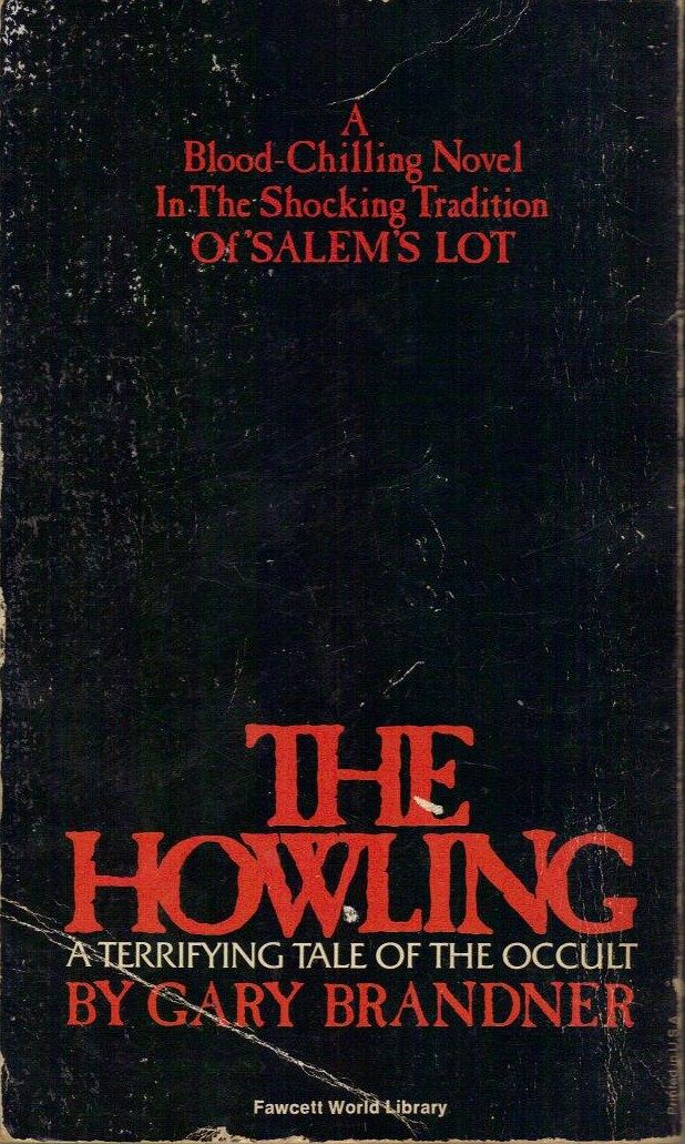 Image result for the howling book 1st edition