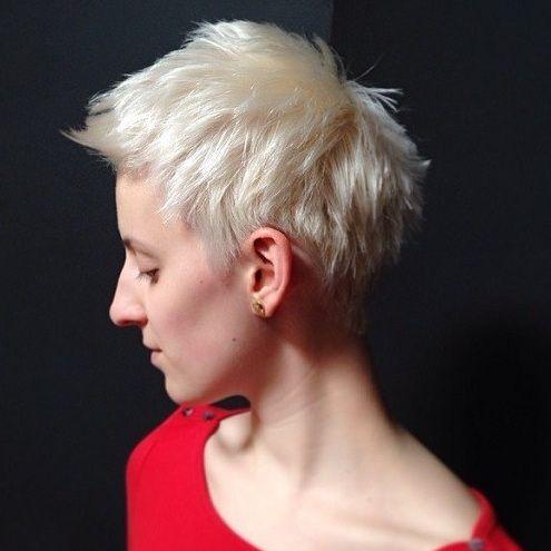 45 Kurze Frisuren für feines Haar 2017 | Haar ganz kurz ...
