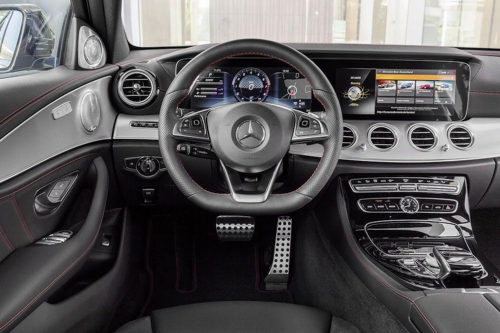 Mercedes Amg E43 Mercedes Audi