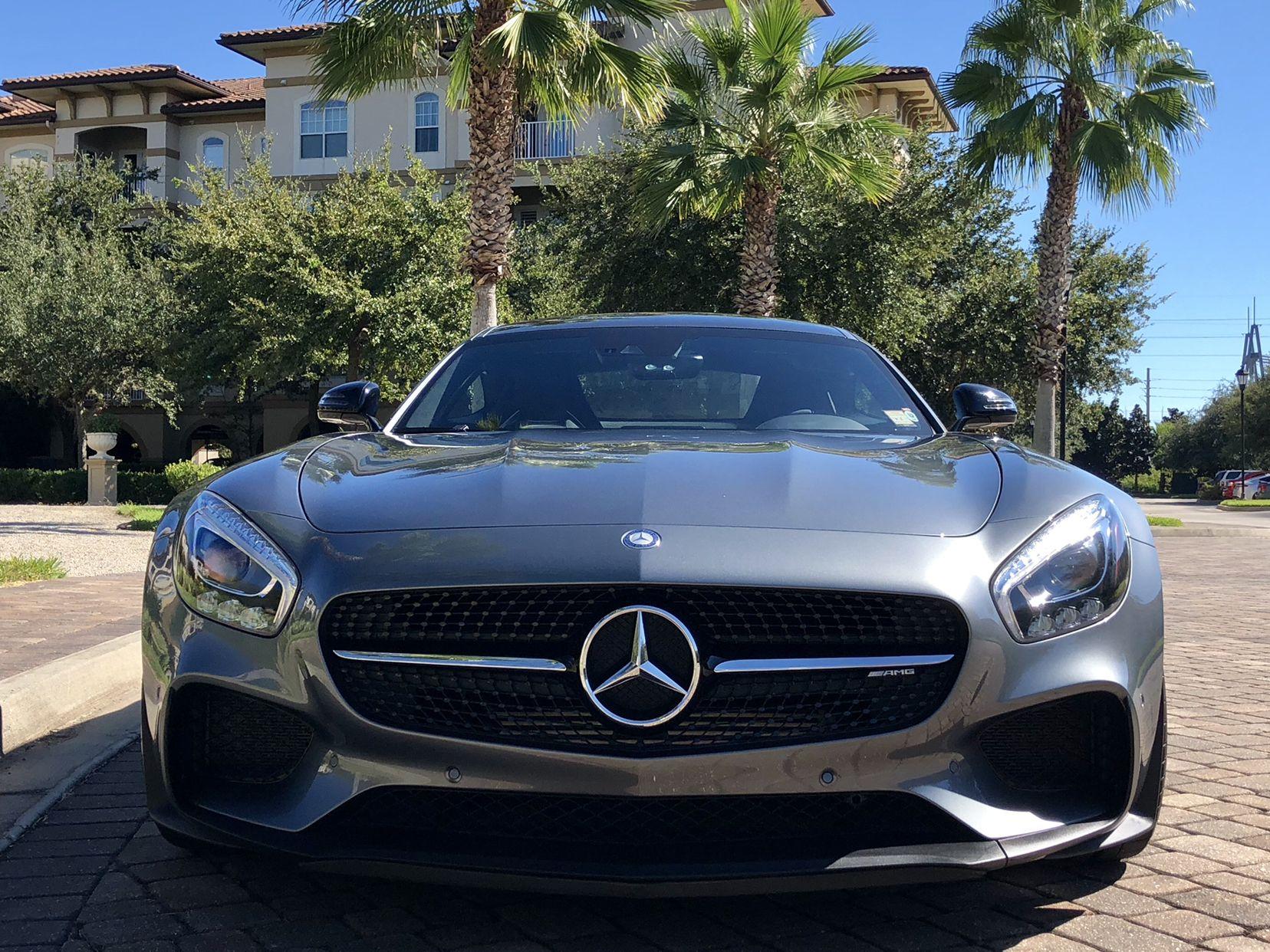 Rare High Performance 500 Plus Horsepower Mercedesbenz Gts Amg