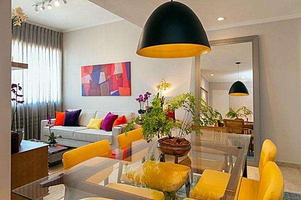 2 Apartamentos Pequenos E Lindos Apartamentos Pequenos Salas
