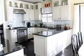 black and white kitchens - Google Search