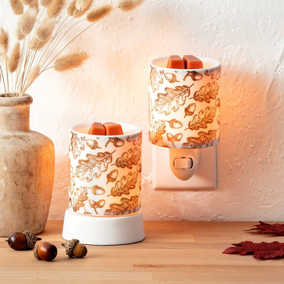 Fall Foliage Scentsy Mini Warmer in 2020 | Scentsy, Scented wax warmer, Scentsy  warmer