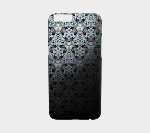 Trihexa Space Grid Device Case by Dustin Zane Poole by