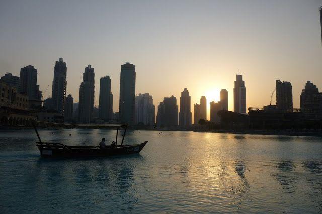 Le Monde m'appartient: Dubaï, du passé au futur !!