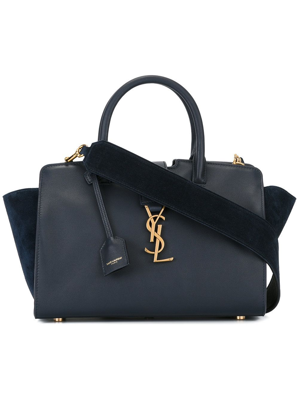 993604522d93 SAINT LAURENT baby Monogram Downtown Cabas YSL bag