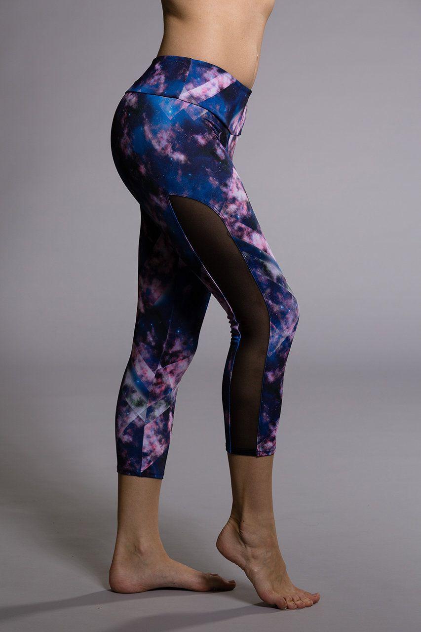 Onzie Tuxedo Capri Pant - Hot Yoga Clothing, Bikram Yoga Clothes ...