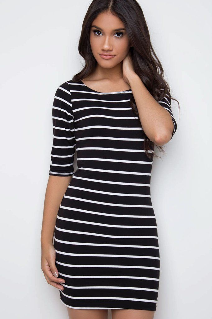 3f19b747dacf Casual Dresses For Every Occasion! Sun Dresses - Day Dress - Striped Dresses  - Off The Shoulder - T Shirt Dress - Sweater Dresses + Casual Date Dresses