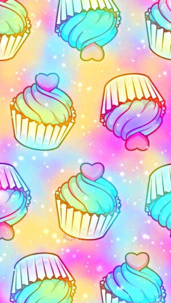 Cute Cupcake Wallpaper CocoPPA Wallpaper Pinterest Wallpaper