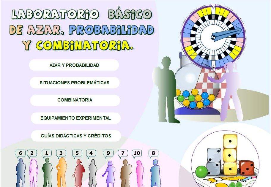Laboratorio Básico De Azar Probabilidad Y Combinatoria Probabilidad Probabilidad Y Estadistica Azar