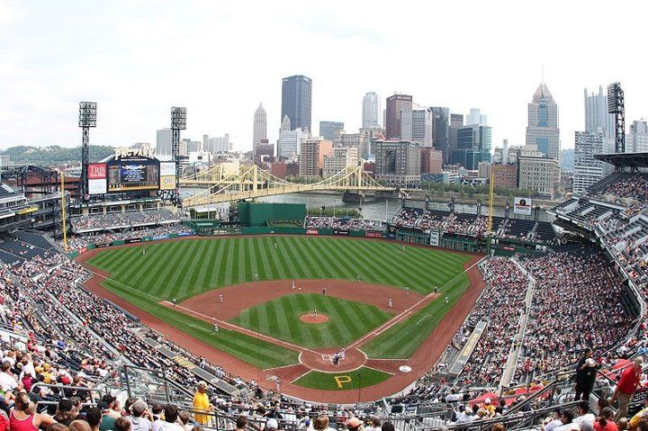 PNC Park Home Of Pittsburgh Pirates Seating Capacity 38362 Opened 2001 Daily MLB