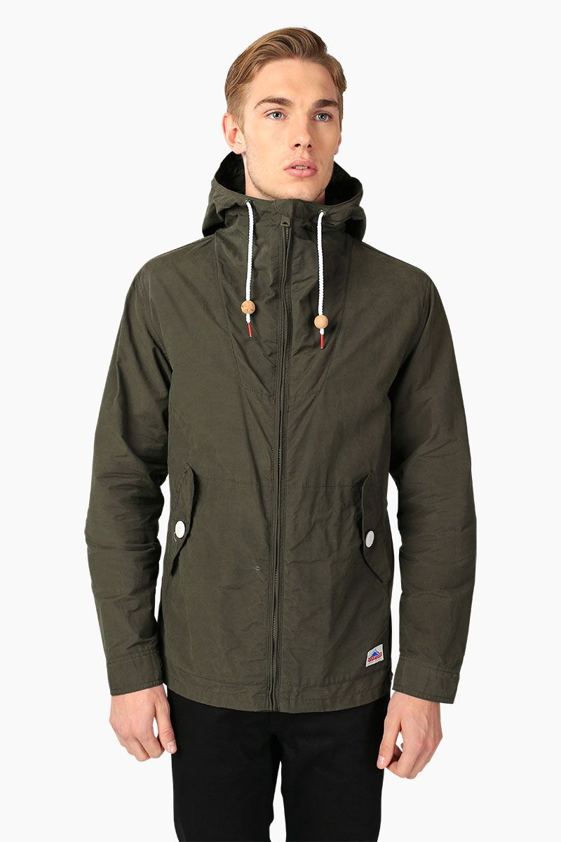 Penfield.com | Mens Gibson Olive Jacket
