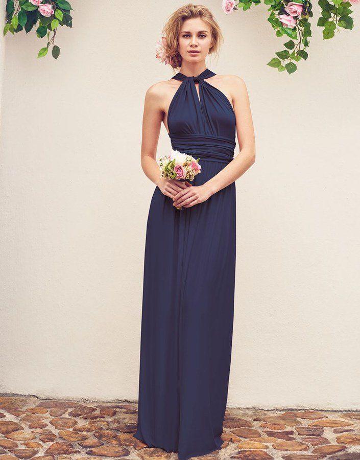 50 Gorgeous Bridesmaid Dresses Under £50 | Pinterest | Tfnc and Maxi ...