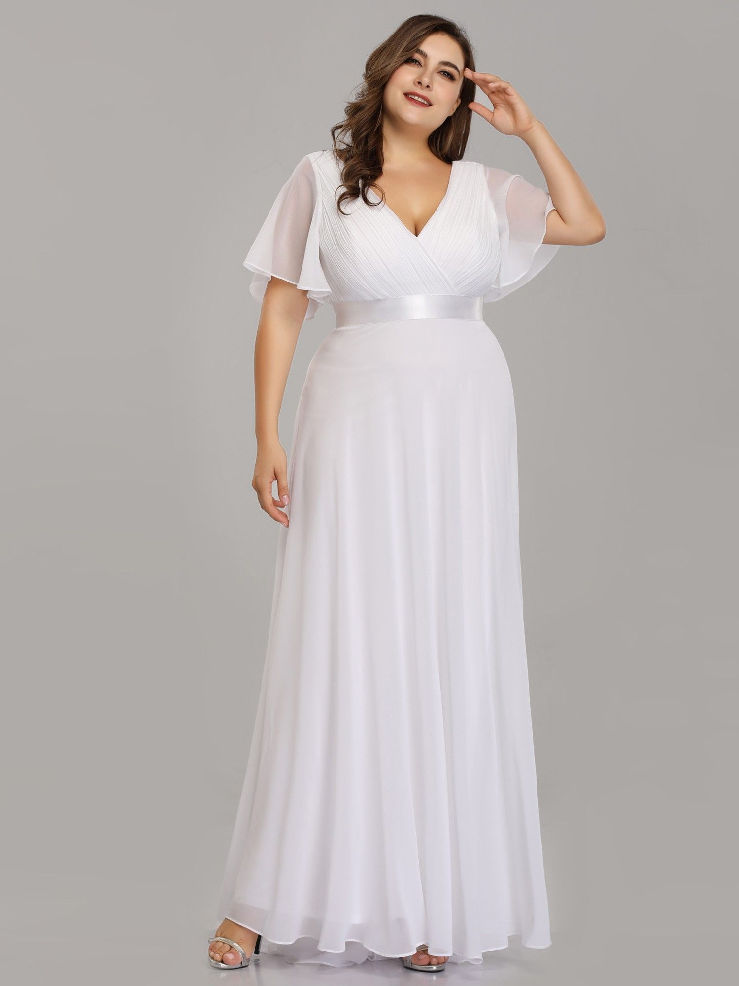 Pin on Plus Size Dresses | Ever-Pretty