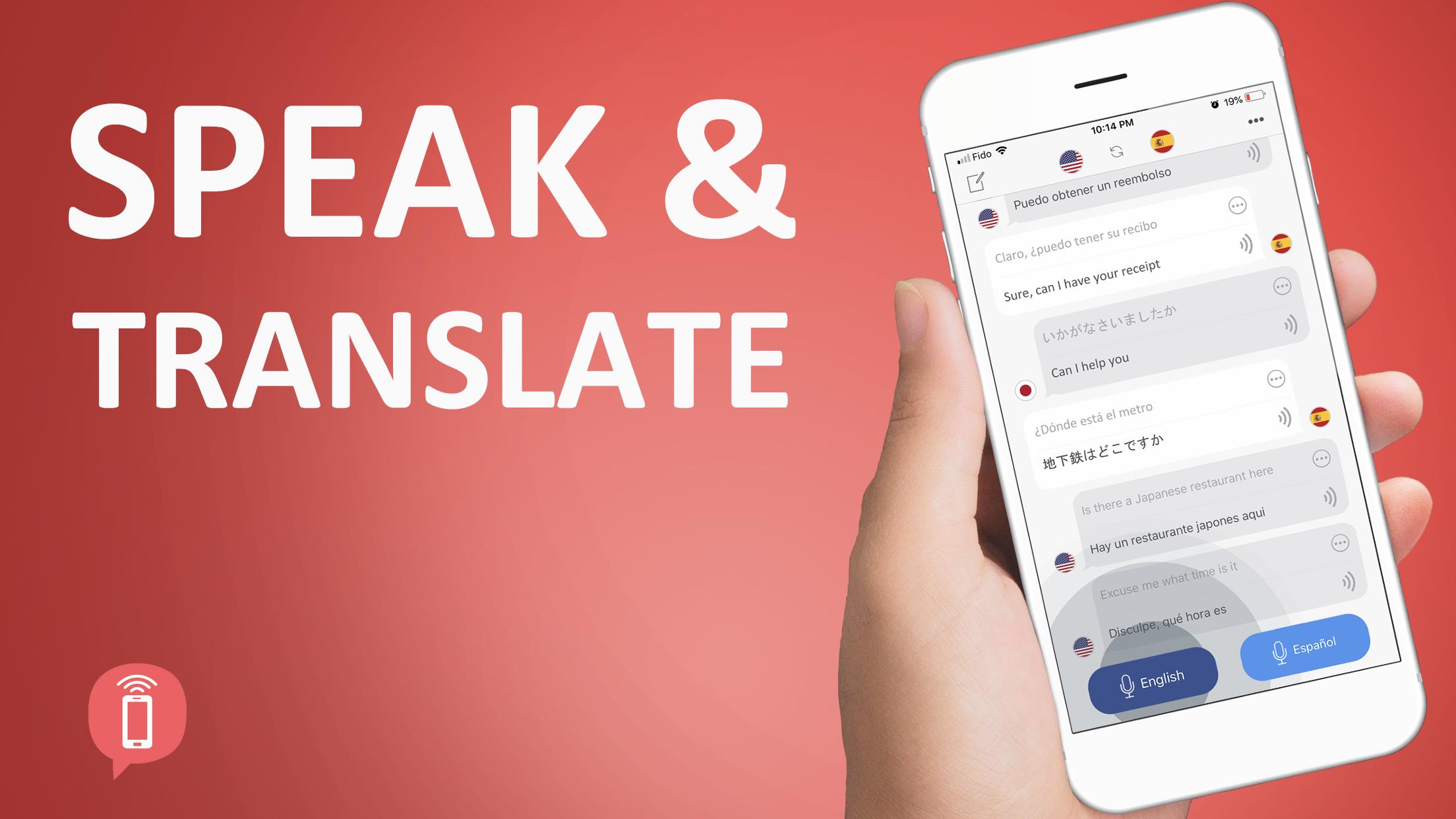 Voice Translator Alive on AppStore Translation, The
