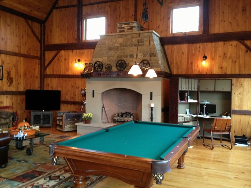 A Traditional Pool Table With Modern Sensibilities, The Glenwood Is A  Graceful Addition To Any
