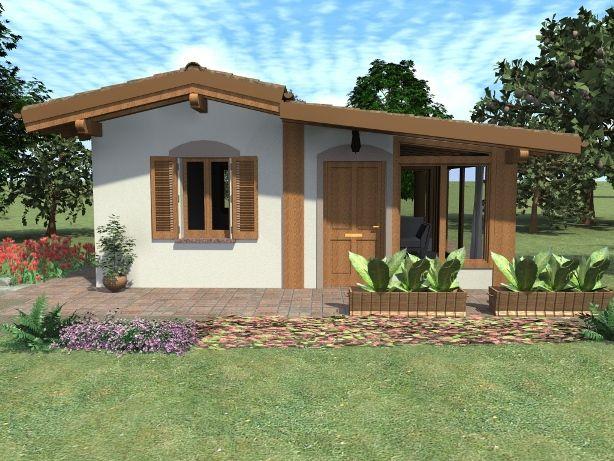 Villa nuova a basso costo case con ripostiglio for Design a basso costo