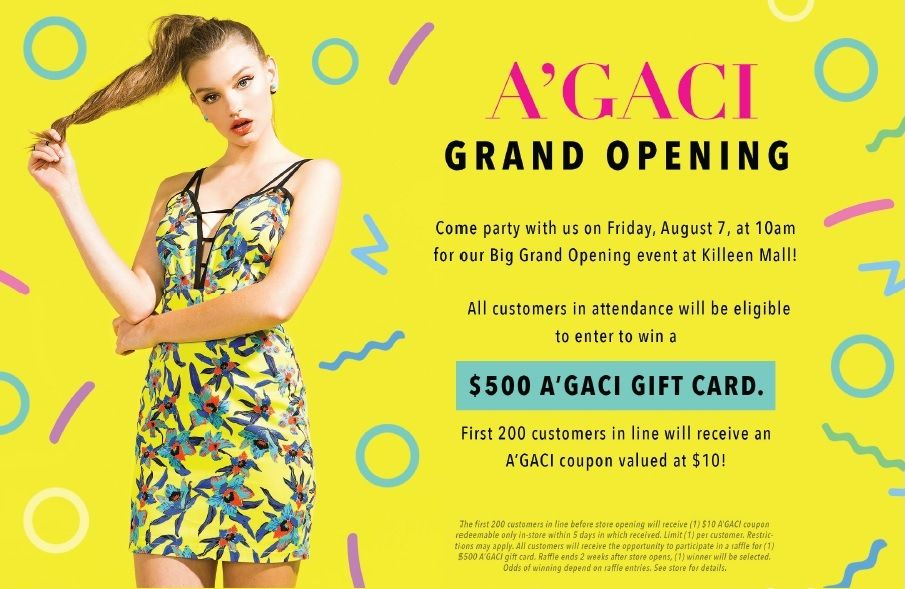 A'GACI Coupons & Promo Codes – Should you need leftover on the top of the newest fashion advancements, A'GACI coupon codes will help. That is because of the fact A'GACI has converted into…