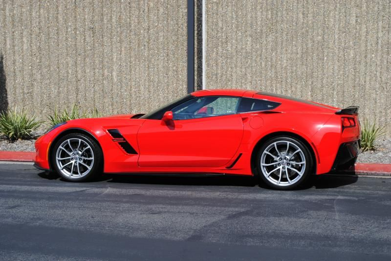 2019 Corvette Coupe For Sale in California 2019 Grand