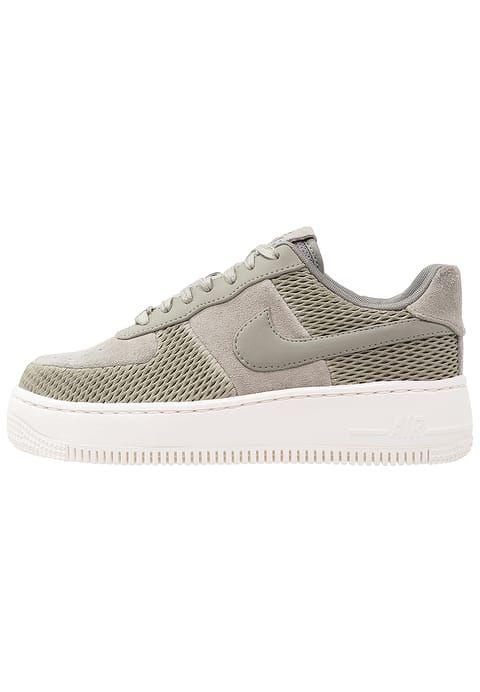 Nike Sportswear AIR FORCE 1 UPSTEP PRM Trainers dark
