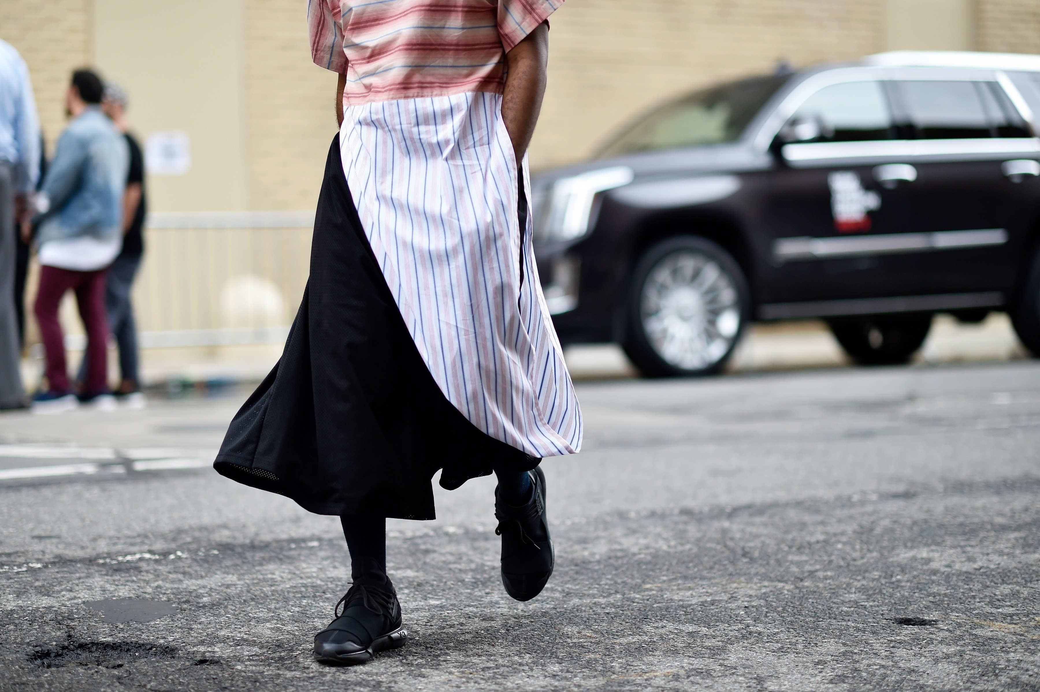 Seen At New York Fashion Week: Men's 2015