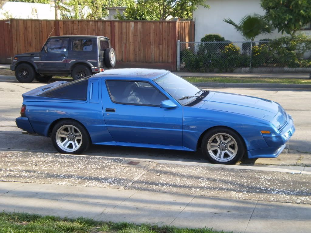 """5 photos of the """"Mitsubishi Starion For Sale"""""""