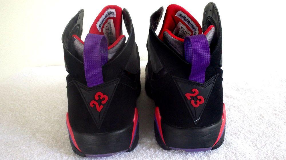 304775-043 Nike Air Jordan 7 VII Retro DMP Raptors Mens Basketball Shoes Sz  12