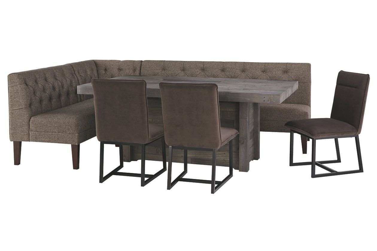 Mayflyn Dining Room Table Ashley Furniture Homestore Dining