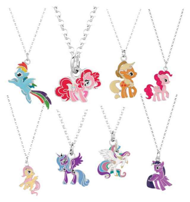 """MY LITTLE PONY!!!!!!!"" by kerideanna on Polyvore featuring beauty and My Little Pony"