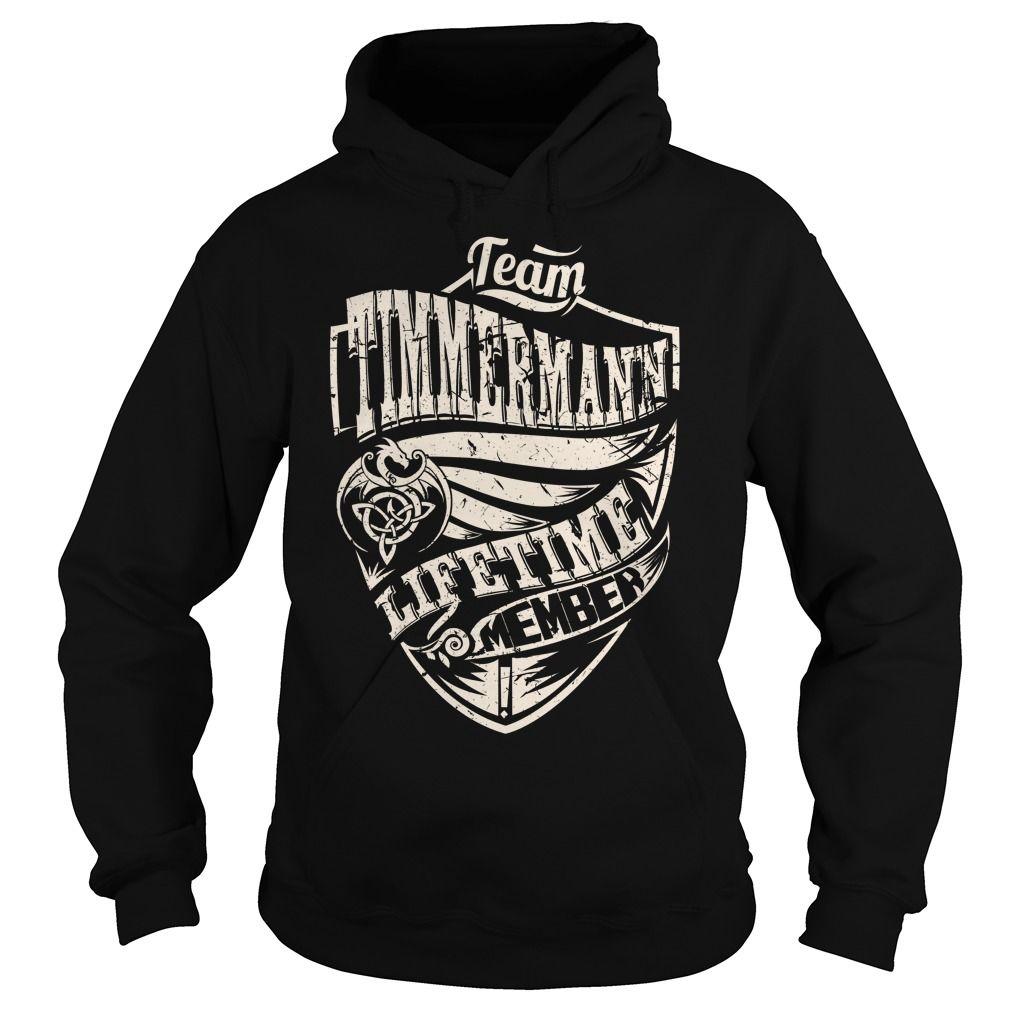 Team TIMMERMANN Lifetime Member (Dragon) - Last Name, Surname T-Shirt
