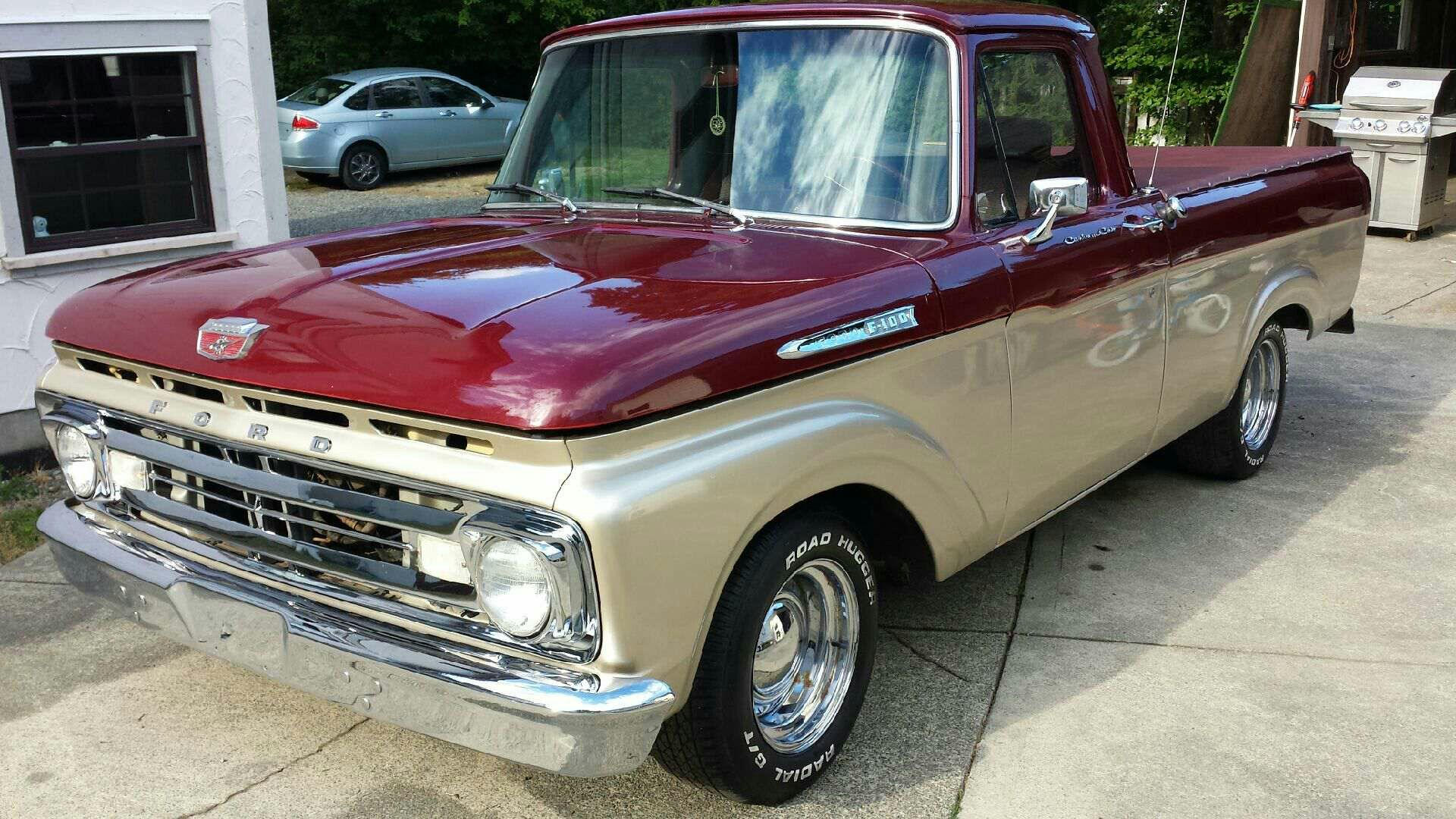 1962 ford unibody muffy adds just like mine except mine was yellow and white